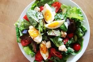 fresh italien salade