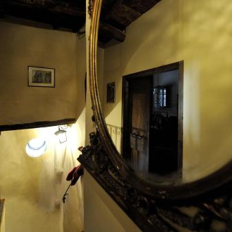 Preta Nera B&B - Maria Lai - Entrance