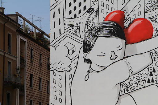 Milano: Murales belli e dove trovarli