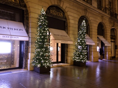 Parfum Boucheron Place Vendôme