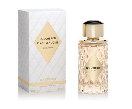 Parfum Boucheron : Place Vendôme