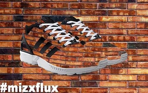 Une Promesse Baskets Avec Tes Adidas Personnalise La Photo Style D'un nPOw80Xk