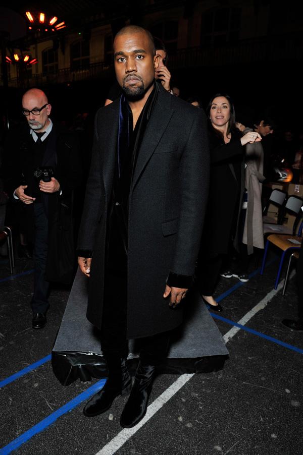 défilé Givenchy mars 2015