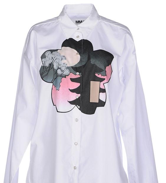 chemise femme martin margiela