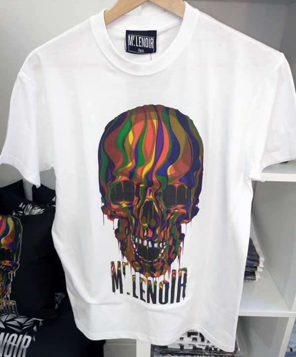 Pop Up Store Mon Design avec Djibril Cissé