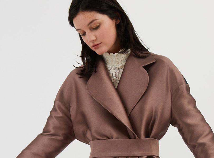 Kimono-manteau -loungewear