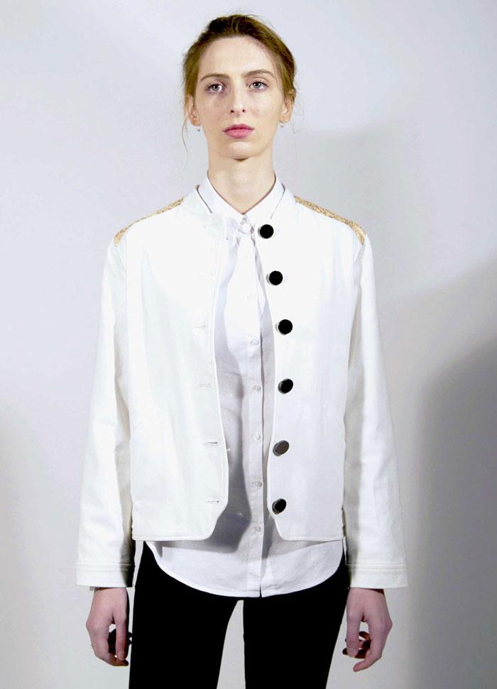 mode femme, le blouson AchParis
