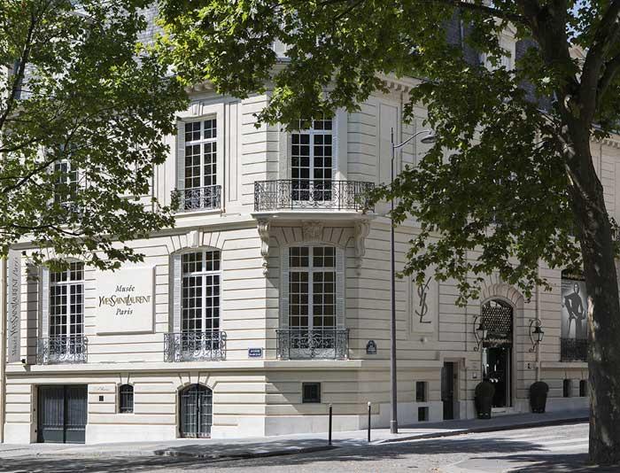 Musée Yves Saint Laurent - Paris