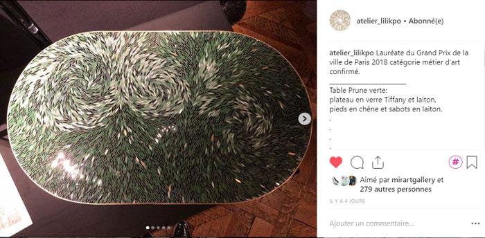 Atelier de Paris. Joyce Gallery