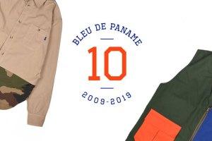 Bleu de Paname - mode Homme - 10 ans