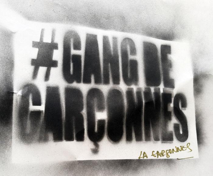 Gang de Garçonnes - combinaison - mode femme