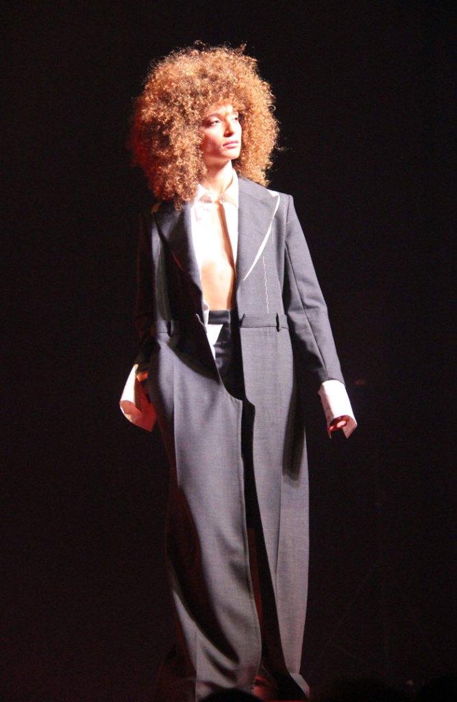 Daniela Schmid - manteau - Esmod Paris