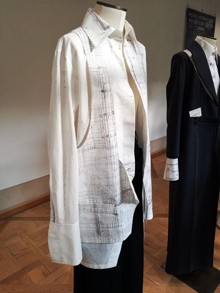 Daniela Schmid - chemise - Esmod Paris