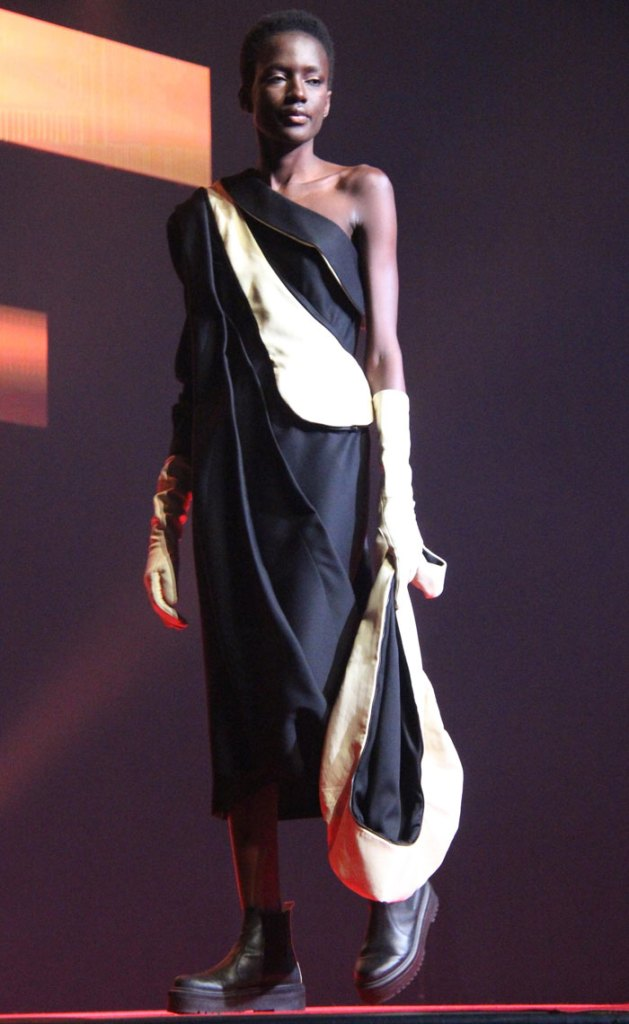 Daniela Schmid - robe - Esmod Paris