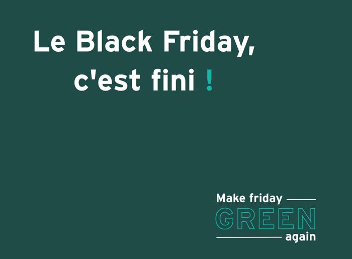 Black Friday commerce