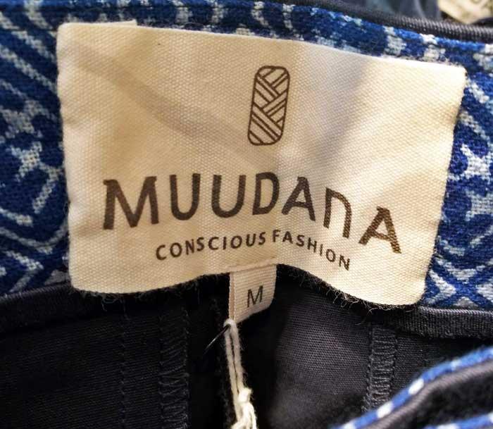 Muudana marque soucieuse d'écologie