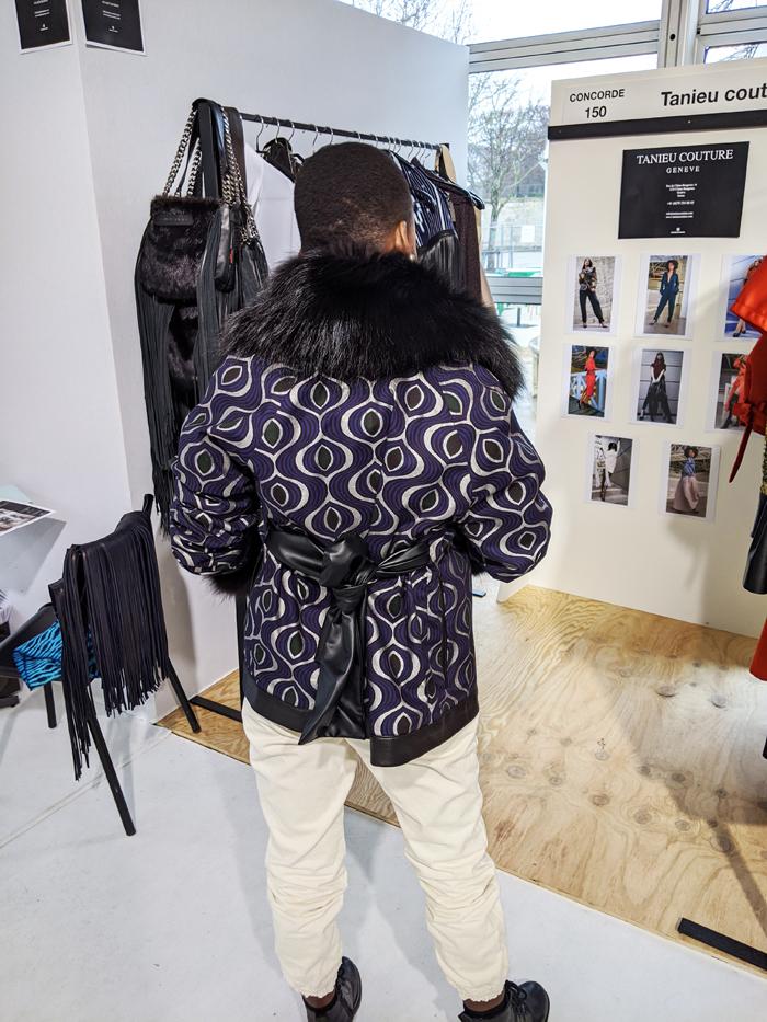 Tanieu Couture Genève