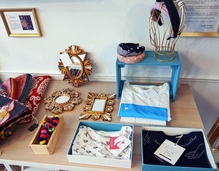 les trésors sauvages - pop up store