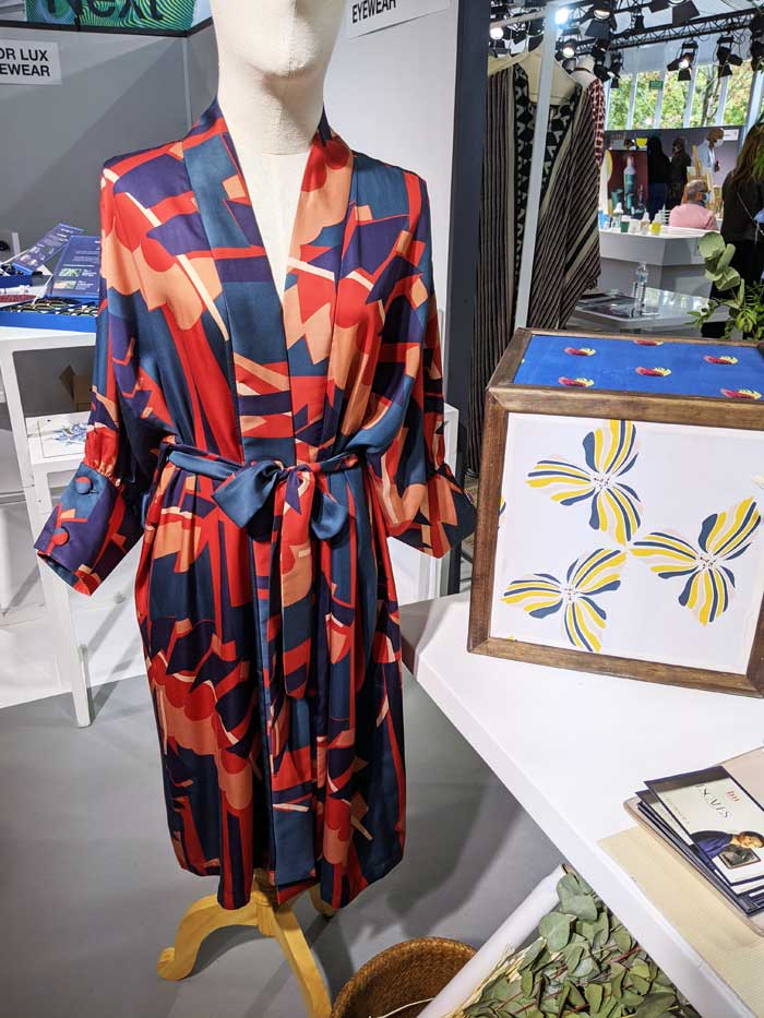 Bubble Mood , robe , kimono
