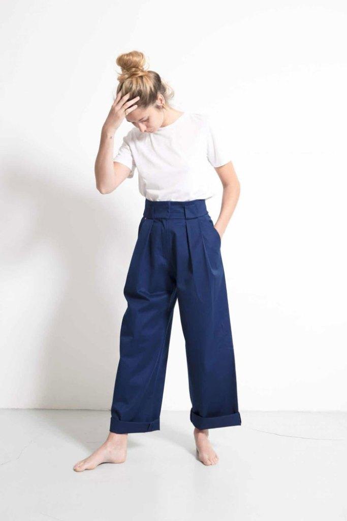 Les Garçonnes - Pantalon - Configurateur