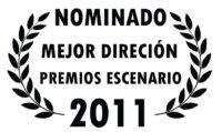 LAUREL NOMINADO PREMIOS ESCENARIO 2011