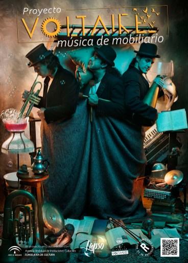 "Lapso Produciones ""Proyecto Voltaire"" FOTO: Pepo Herrera Asistente: J.C. Rodríguez Aparicio"