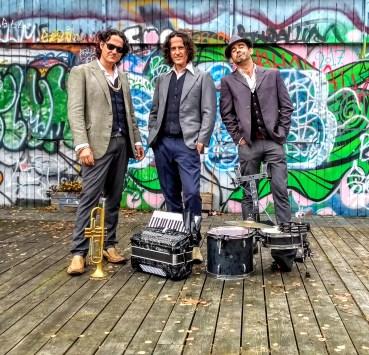 Maravilla Gipsy Band - Vejle - Dinamarca