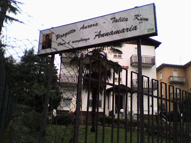 """Progetto """"Aurora"""", «Casa Anna Maria»"""