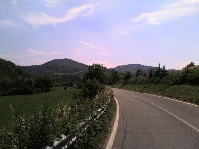 Sulla strada da e per Salsomaggiore Terme