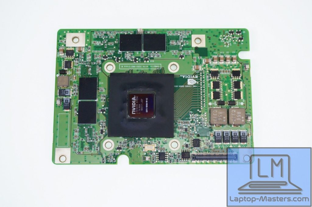 Dell XPS M1710 nVidia 256MB Video Card UF814 0UF814