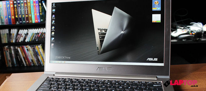 ASUS ZenBook UX31A - (Sumber: arstechnica.com)