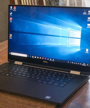 Dell XPS 15 9575 (sumber: technuovo.com)