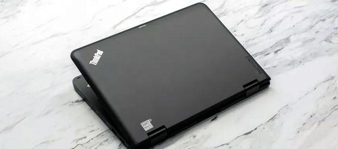 Lenovo ThinkPad 11e Chromebook, bodi (sumber: cnet.com)
