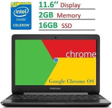 cheap laptop - Samsung Chromebook 11.6-inch HD LED (1366 x 768) Display Intel Celeron