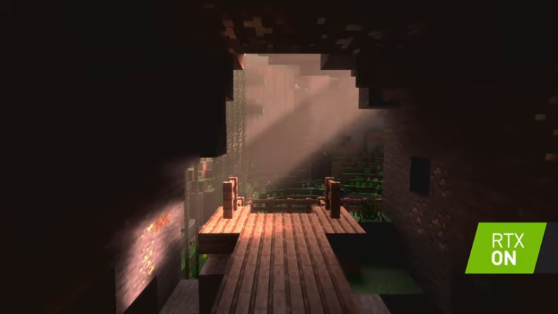raytracing-in-minecraft