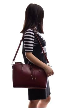 Soye Fashionable Womens Genuine Leather Handbag Review