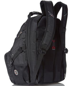Internal Design of SwissGear Lightweight ScanSmart Laptop Backpack