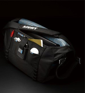 Internal Design of Thule Crossover TSA Approved Laptop Messenger Bag