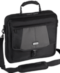 Targus Blacktop Deluxe Messenger Bag