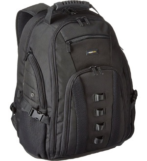 Amazon Basics Adventure Laptop Backpack Review
