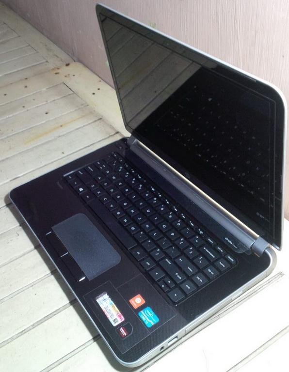 jual laptop bekas gaming hp pavilion 14
