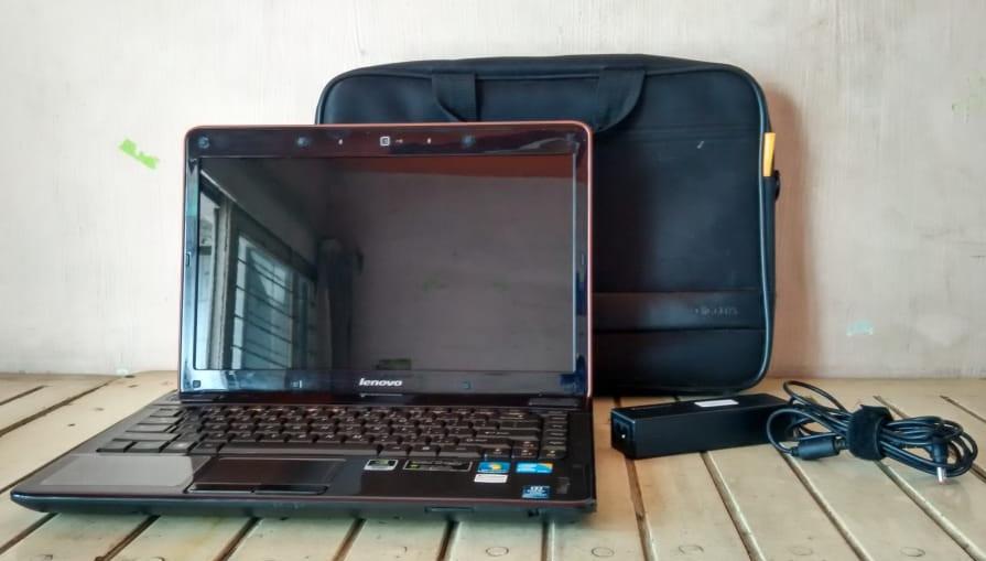 jual laptop bekas gaming lenovo y460