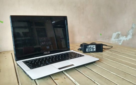 Laptop Second Gaming Asus A43S