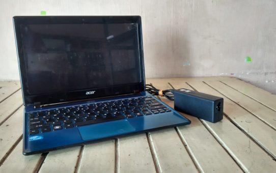 Netbook Bekas Acer Aspire One 756