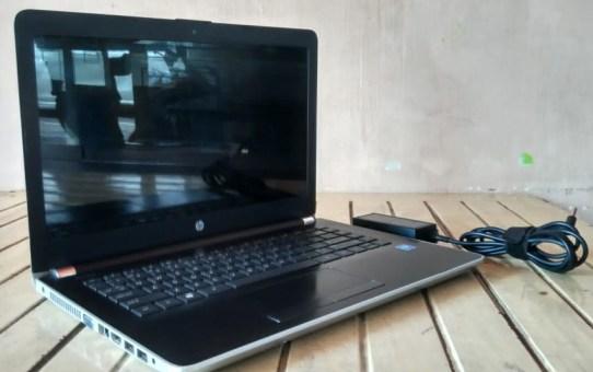Laptop Bekas HP 14-bs005TU