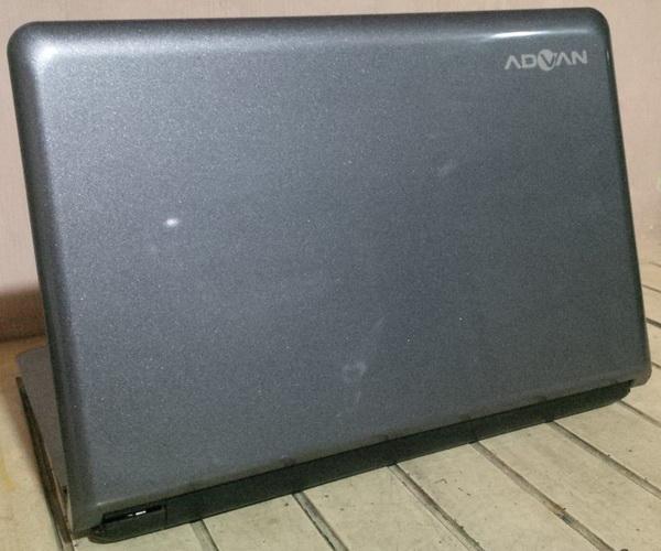 laptop bekas advan