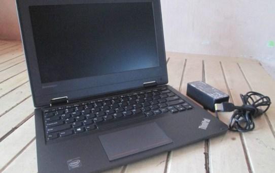 Netbook Bekas Lenovo Thinkpad 11e
