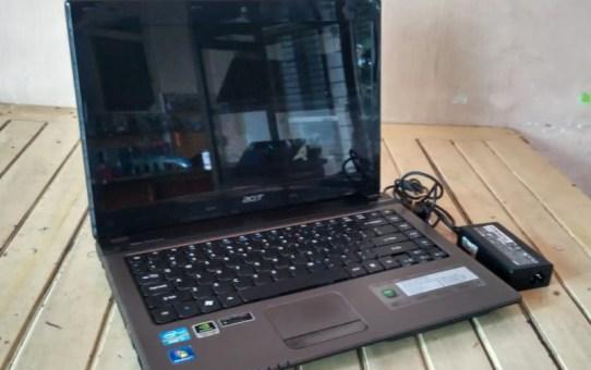 Laptop Bekas Acer 4750G