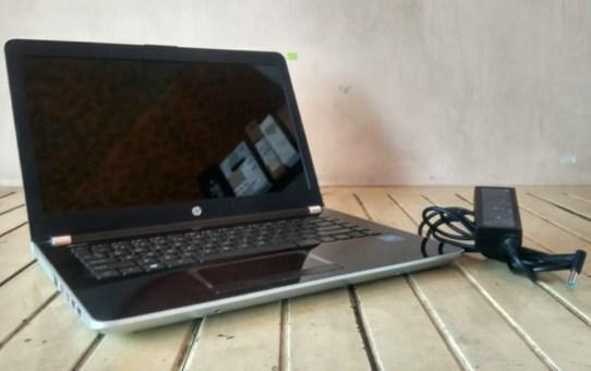 Laptop Bekas HP 14-BS538TU