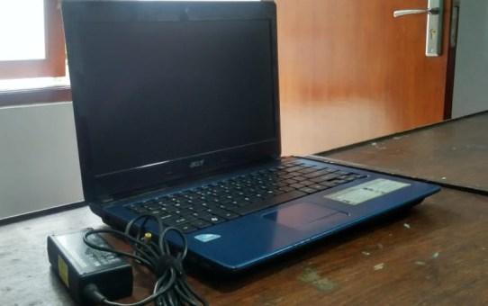 Laptop Bekas Acer 4750Z